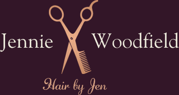 Hairdressing by Jen Logo